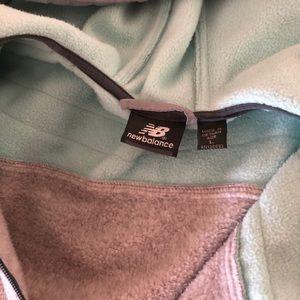New Balance Jackets & Coats - New Balance Quilted Fleece Jacket